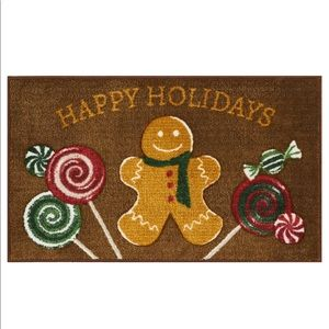 """Nourison Gingerbread 18""""×30"""" accent rug"""